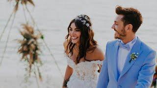 حفل زفاف دينيز بايسال   deniz baysal düğün