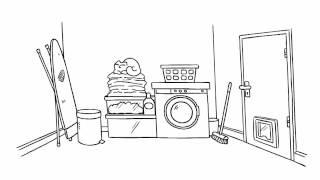 Washed Up – Simon's Cat
