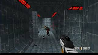 Goldeneye 007 N64 Custom Level: Code Red (00 Agent)