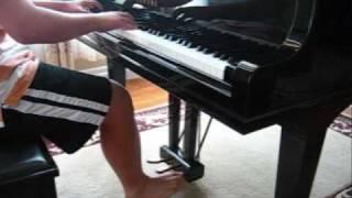 Hitman Reborn - Tsuna Awakens - Piano