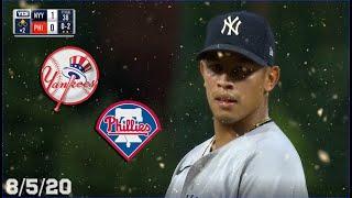 New York Yankees Highlights: vs Philadelphia Phillies (Game 2) | 8/5/20