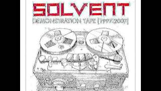 """Solvent """"When The Sun Hits"""" (Slowdive cover version)"""
