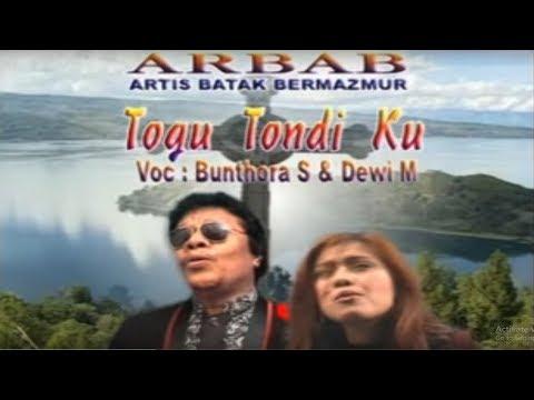 Bunthora Situmorang & Dewi Marpaung - Togu Tondi Ku (Official Lyric Video)