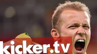 "Fabian Hambüchen: ""Krasseste Situation meines Lebens"" - kicker.tv OLYMPIA 2016 Video"