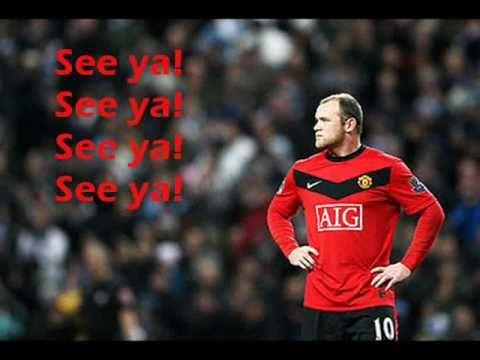 Wayne Rooney Song