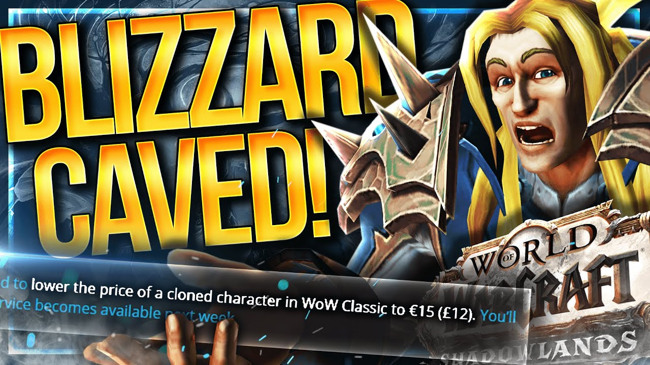 BLIZZ LISTENED! BIG 9.1 Changes, A Baffling Mistake, GREAT New Content, Alt Buffs & Fresh Lore!