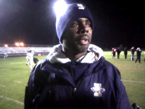 Indy coach Kevin Dyson talks about loss at ravenwood