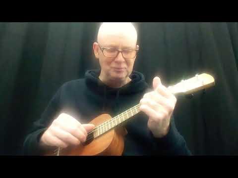Blues in G (Tenor Ukulele DGBE tuning)
