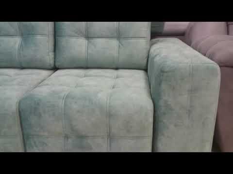 Модульный диван ФЕРНАНДО. Механизм трансформации: тик-так (фабрика мебели PODUSHE)