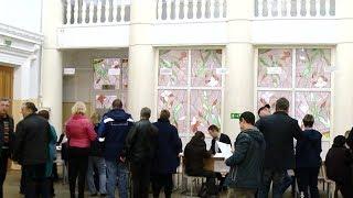 Выборы президента России — 2018 на Кубани: прямое включение с избирательного участка в Краснодаре