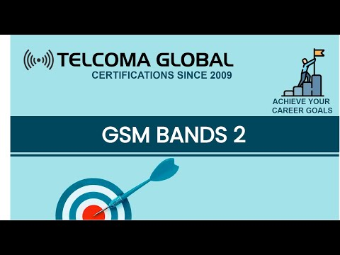 GSM Bands 2 by TELCOMA Global