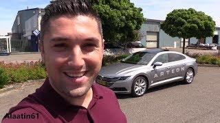 Yeni Volkswagen Arteon 2.0 TDI   Test Sürüşü