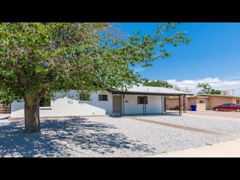 725 Monte Vista Avenue, Las Cruces, NM Presented by Teresa Camacho.