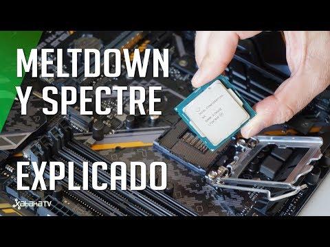 Meltdown y Spectre EXPLICADO: las pesadillas de Intel, AMD y ARM