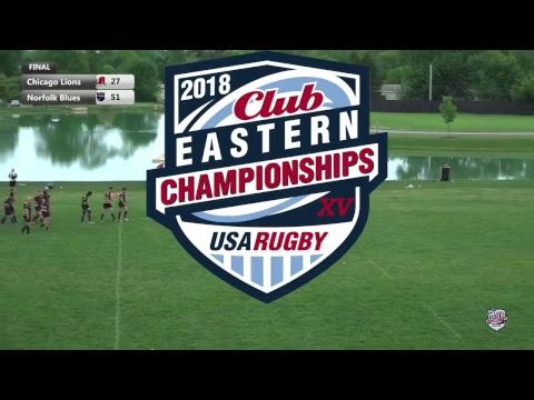 2018 Club Eastern Championships  Field 2