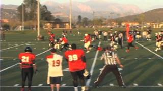 Imperial Valley Knights @ San Diego Thundercats Part 1