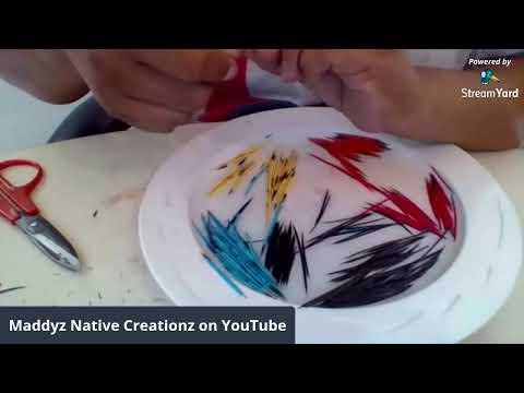 Lakota Quillwork Tutorial
