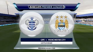 FIFA 15 GameDay | Week 11 - QPR vs Manchester City (11/1/2014)