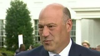 Ed Henry goes one-on-one with Gary Cohn