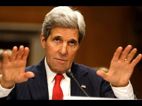 Former US Secretary of State John Forbes Kerry message to Kenyans as 8th August polls draw closer