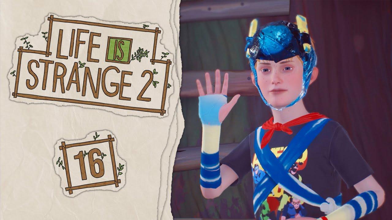 Life is Strange 2 - Cap. 16 - Un joven conocido