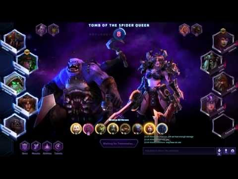Heroes of the Storm - Daily Dose Episode 188: These Picks....