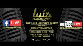 The Luis Jimenez Show // 05.15.2018 // Las Noticias Mas Turbantes // 844.898.5847