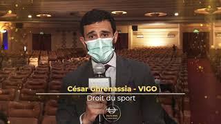 Palmarès du Droit 2021   Vigo   Droit du sport