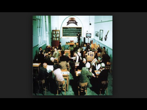 Oasis || The Masterplan Full Album ||  [Edit]