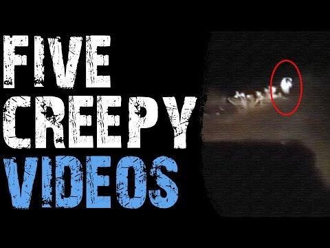 TOP 5 DISTURBING AND CREEPY VIDEOS FOUND ON YOUTUBE (Freaky Film) - 동영상