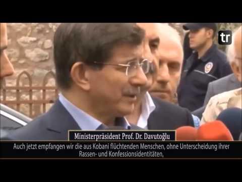 Erdoğan im TV:Frankreich/England unterstützen den Terror und Joe Biden muss sich entschuldigen