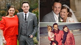 Anthony McPartlin's Wife and Family - Ant and Dec's Anthony McPartlin's Family and Lifestyle 2017
