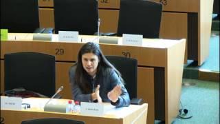 Intervention en commission IMCO sur les contenus numériques et la protection des consommateurs
