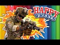 CRAZY CALL OF DUTY SPECIAL (Happy Wheels)