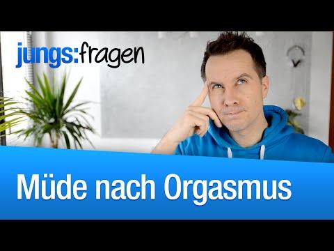 Müde nach dem Orgasmus, warum? | jungsfragen.de