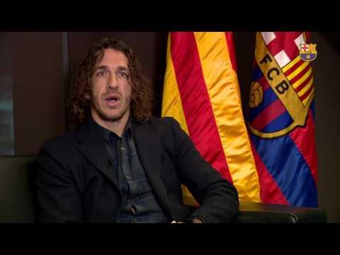 """Carles Puyol: """"Queda molta Lliga i passaran moltes coses"""""""