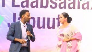 UGBAAD ARAGSAN IYO MURSAL MUUSE | DJIBOUTI | LAABSAALAX SHOW 2020