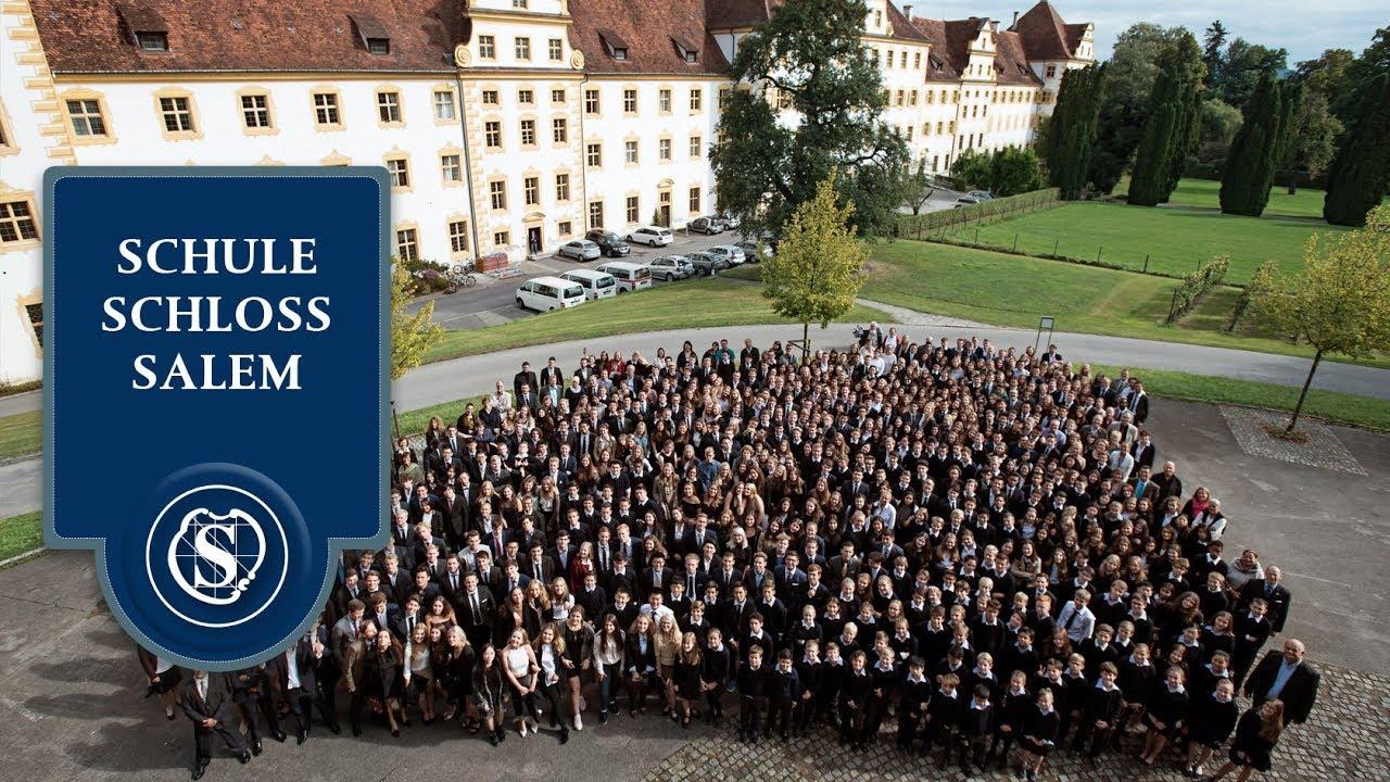 Gesamtschulversammlung 2016 - Schule Schloss Salem - YouTube