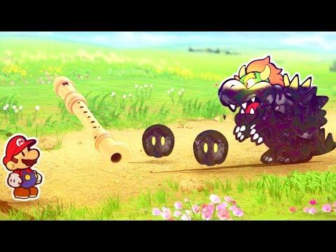 Paper Mario Color Splash #49: A Forma Original (FINAL) - Wii U Gameplay