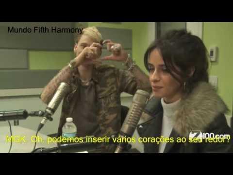Entrevista Camila Cabello e MGK-...