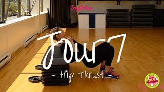 Jour 7 | HIP THRUST