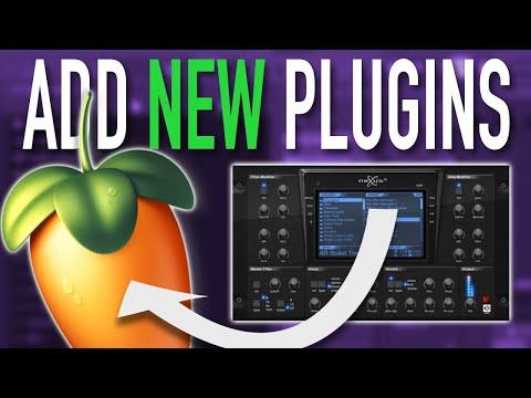 FL Studio Install Plugins - How to Install a VST in FL Studio 20