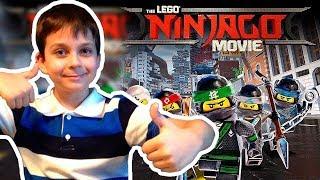 LEGO Ninjago Movie Новая игра по фильму ЛЕГО НИНДЗЯГО МУВИ