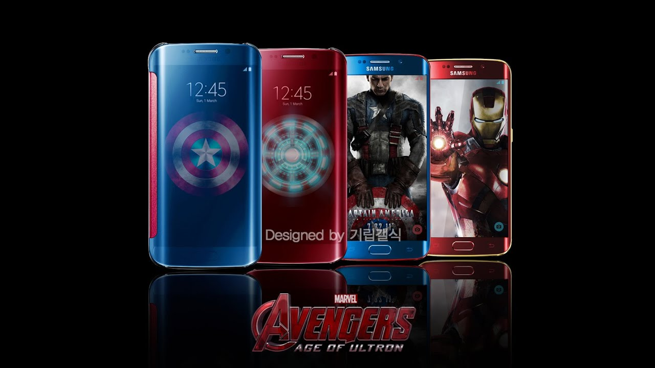 Kết quả hình ảnh cho Marvel's Avengers: Age of Ultron and Samsung Mobile present 'Assemble' Part 1 and 2
