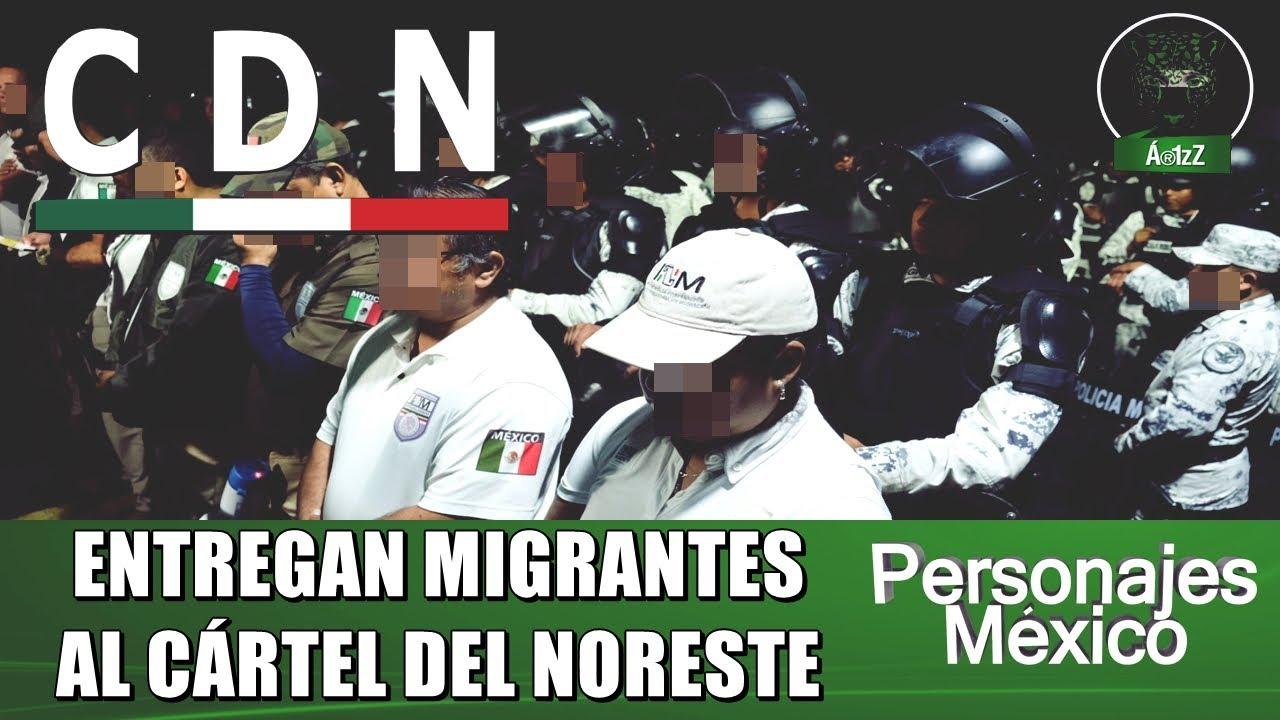 Agentes del INM entregaron migrantes al CDN, narra una víctima