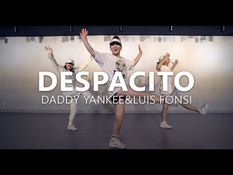 LUIS FONSI - DESPACITO ft.Daddy Yankke / Choreography . WENDY