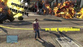 EFECTOS de GTA V Para GTA San Andreas |Sin Bugs Ni Errores| |GAMEPLAY INCLUÍDO| - GTA ModLoaderTV ᴴᴰ