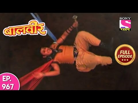 Baal Veer -  Full Episode  967 - 24th  May, 2018