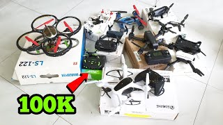 Flycam giá rẻ chỉ 100k - Drone good price 5$ - Đã Bán -  KimGuNi