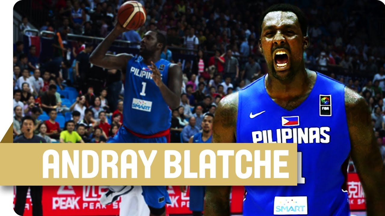 Andray Blatche mixtape - the total package